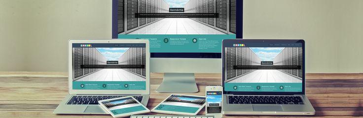 Erksel.com Eskişehir'in Web Sitesi Tasarım ve Barındırma Sitesidir. Erksel Bilişimden, SEO ve Özgür Yazılım Dönüşüm hizmeti de alabilirsiniz.