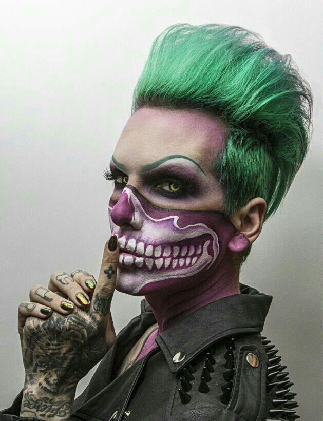 Maquillage allohën