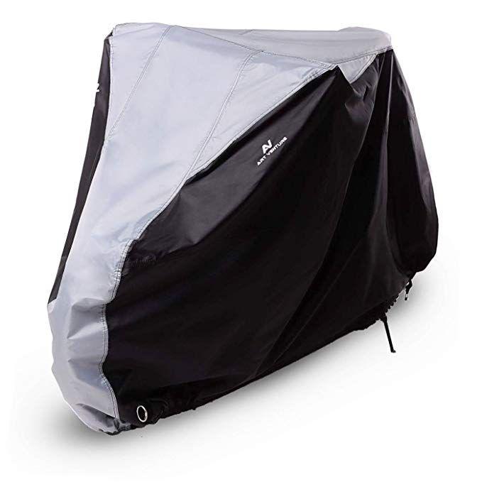 Ventura Universal Saddle Cover Saddle Cover Rain Protection with Bag