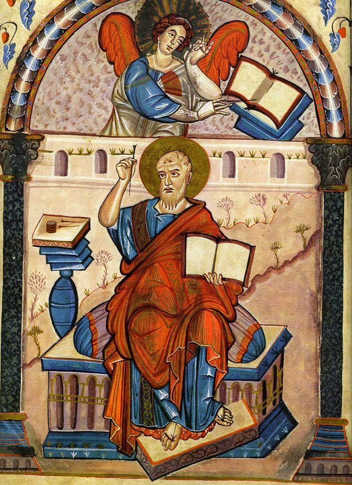 Codex Aureaus de Lorsch (San Mateo)