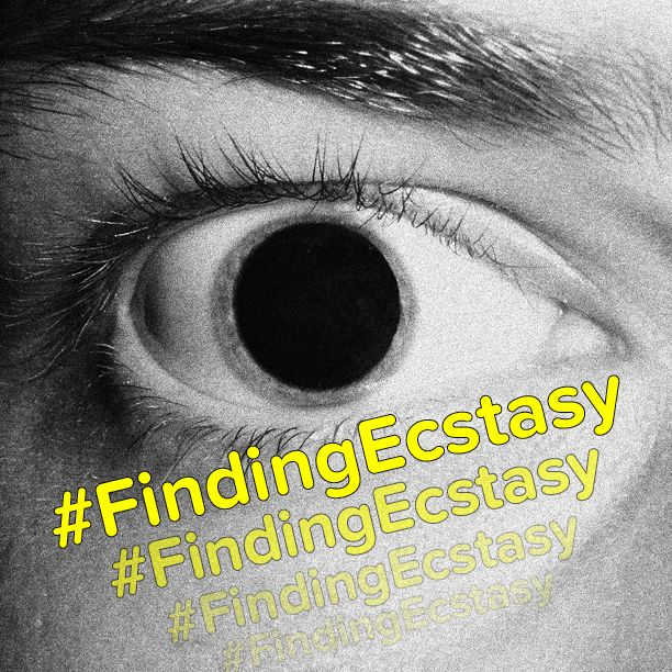 Dilated pupil. One of the many side effects of MDMA. You can read all about it in my debut novel 'Finding ecstasy - the true story of a teenage closet case'. You won't believe your eyes ... #FindingEcstasy www.findingecstasy.com.au