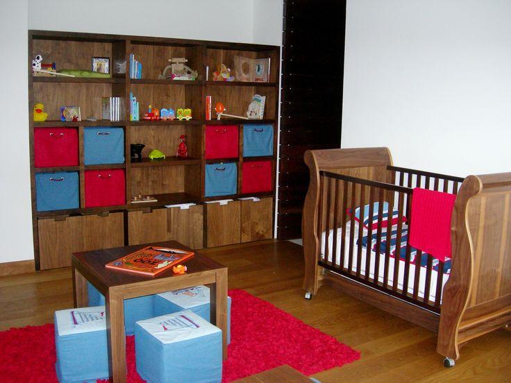 Cajas decorativas, color y armonía