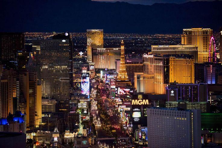 Now Las Vegas is on a winning streak.