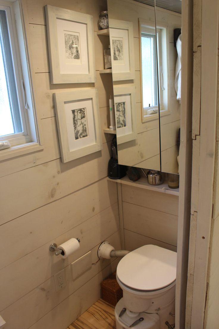 Tiny House Interior Bathroom best 20+ little houses on wheels ideas on pinterest   cool homes