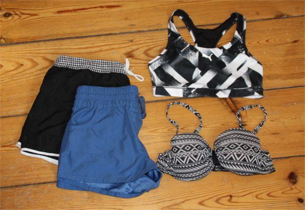 Meine Lieblings Schwimm-Outfits! Mehr coole queere Bikini-Alternativen findet ihr im Blogpost!