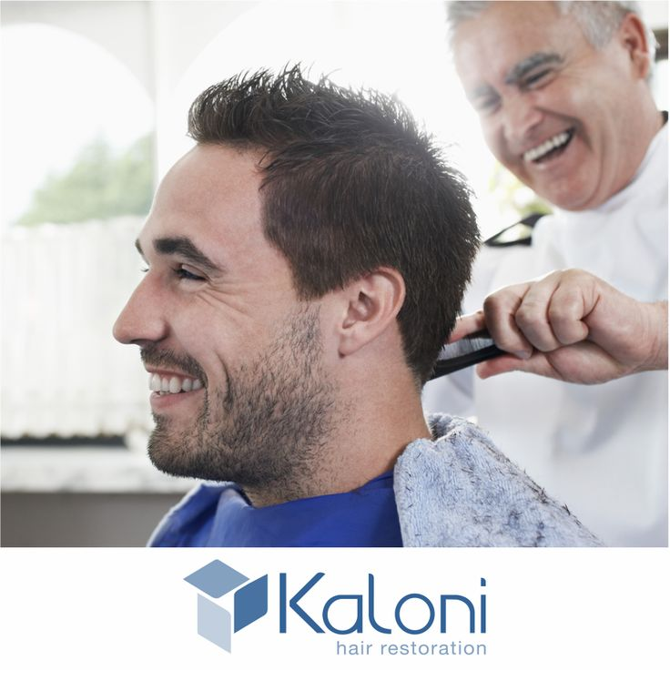Do you miss getting your hair cut?  If so, we can help you! Kaloni has developed the most advanced and effective solution for hair recovery. Don't allow baldness to rule how you look and feel.  Call Kaloni today: 855KALONI9 www.Kaloni.US