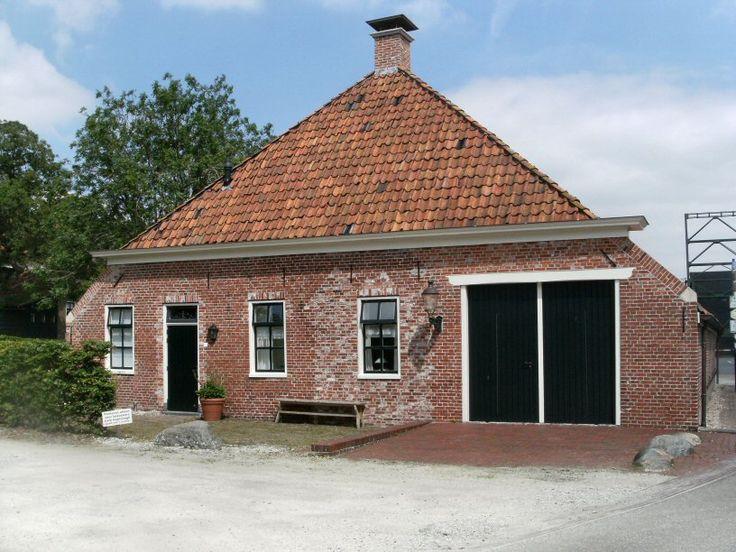 boerderij in 't dorp Garnwerd