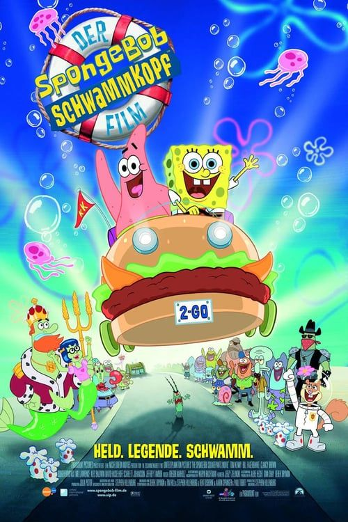 The SpongeBob SquarePants Movie 2004 full Movie HD Free Download DVDrip
