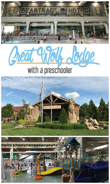 What to Do at Great Wolf Lodge Water Parks with a Preschooler (United States)