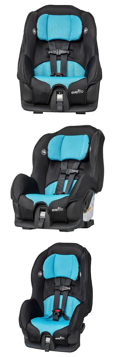 Convertible Car Seat 5-40lbs 66695: New Evenflo Tribute Lx Convertible Car Seat - Neptune Model:2200C20e -> BUY IT NOW ONLY: $59.99 on eBay!