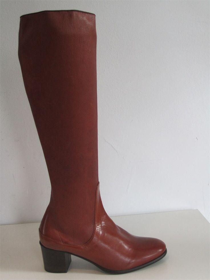 Senso - Tan Leather Boot