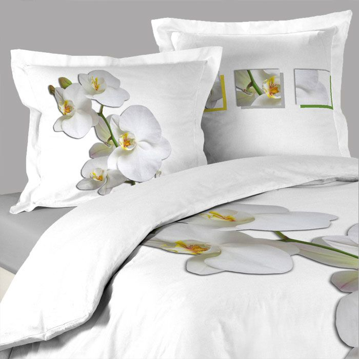 17 best images about housse de couette fleur on pinterest. Black Bedroom Furniture Sets. Home Design Ideas