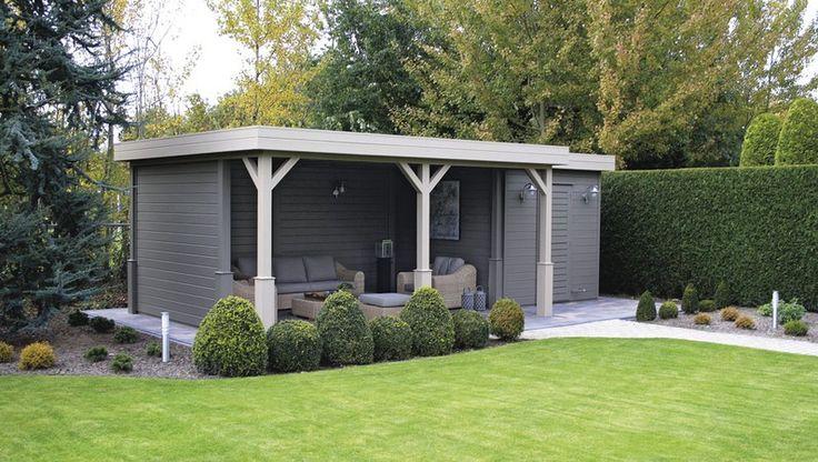 Shed/veranda