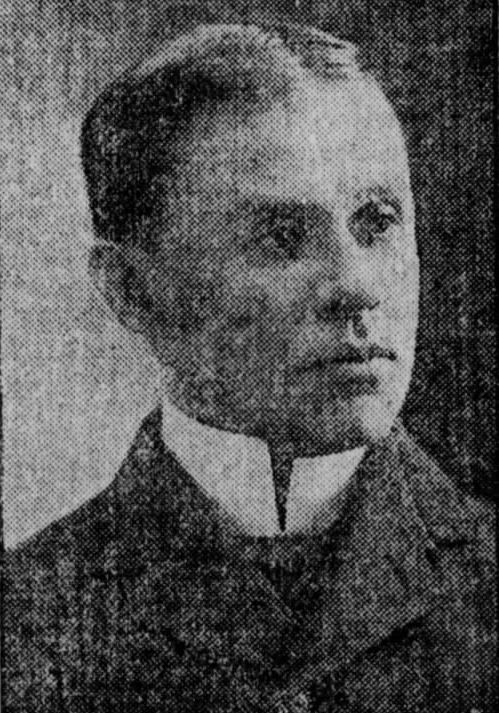 """John """"Jack Sheehan, boxing referee. Also a sports writer for the Boston Globe and the Policeman's Gazette."""