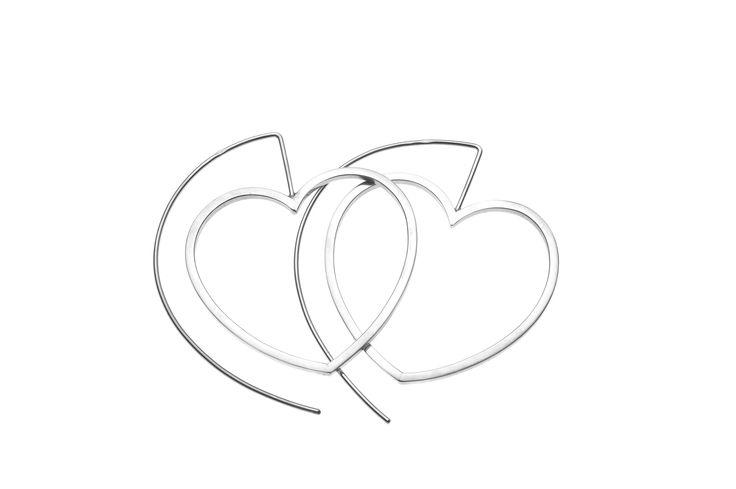 Earring: silver www.gaalgyongyver.hu