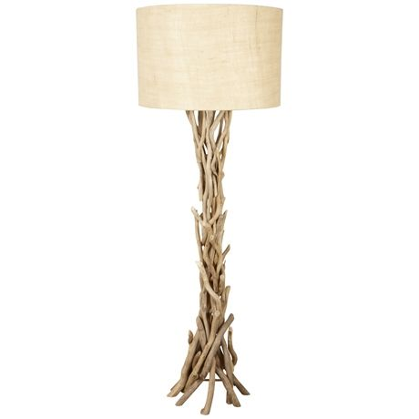 Twisted Floor Lamp 150cm | Freedom Furniture and Homewares