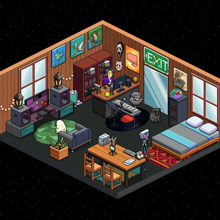 Hey buddies here is my current room on pewdiepie tuber for Room remodel simulator