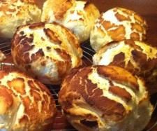 Recipe Tiger Bread Buns by Kazanman - Recipe of category Baking - savoury