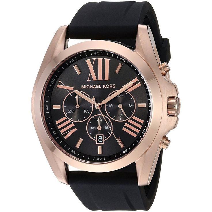 Michael Kors Men's MK8559 'Bradshaw' Chronograph Watch