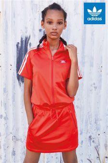 adidas Originals Red Firebird Dress