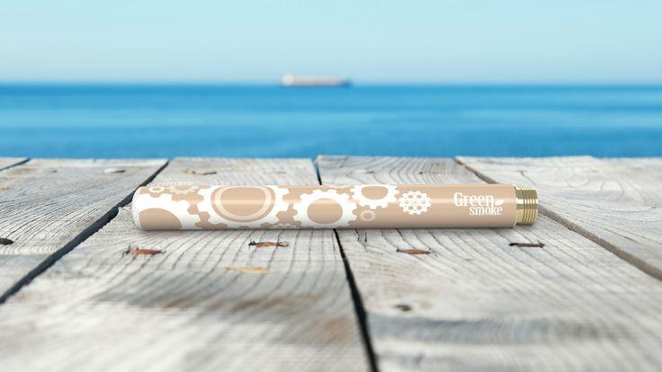 Bateria de design Charleston - perfectă cu aroma de vanilie