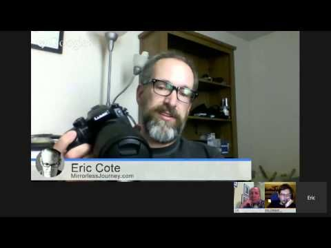The State of Mirrorless, Ep. 12 – Eric Cote | Ugo Cei Photography