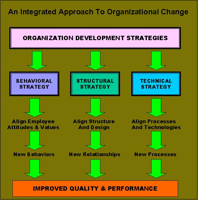 phases in the organizational change process Change management process is a step-by-step course that both change managers and teams will use to successfully institute a change in their organization the process of change management allows an organization to deal with both the human and technical side of change.