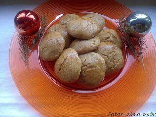 Sabor, Alma e Cor: Bolachas de Natal com tâmaras e abóbora