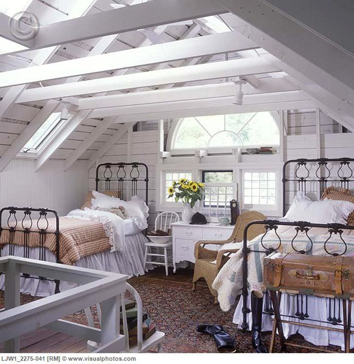 Home Interior Bedroom Pretty Bedroom Ceiling Lights Classic Black And White Bedroom Slanted Ceiling Bedroom Ideas: Best 25+ Cottage Bedrooms Ideas On Pinterest