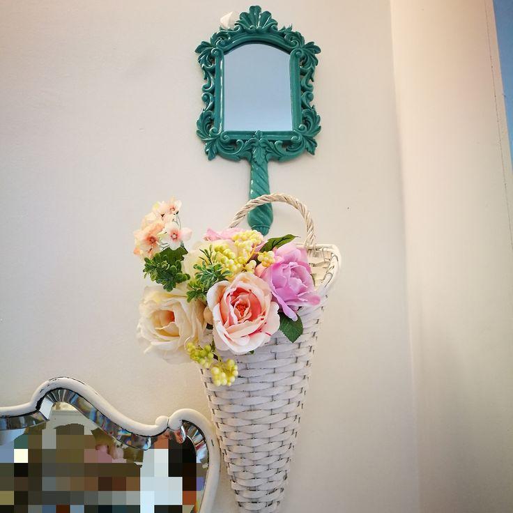 Hoje o sentimento é o romantismo. cores claras e motivos florais são um excelente tema para quem é um absoluto romântico. Inspire-se. Com as imagens dos artigos disponíveis na loja 7eva