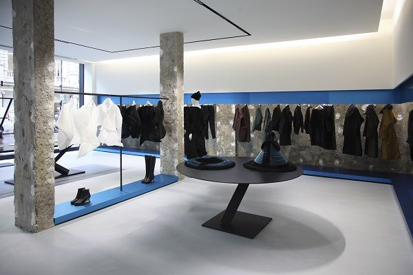 Design showcase: Issey Miyake London - Retail Design World