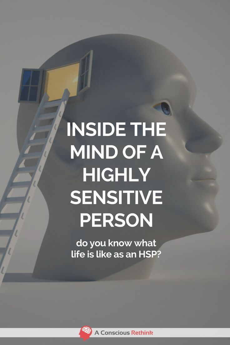 Inside The Mind Of A Highly Sensitive Person – #Hi…