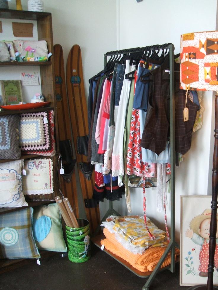 Front left area of shop