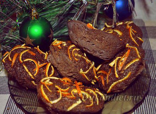 Рождественские кексы | Диета Дюкана