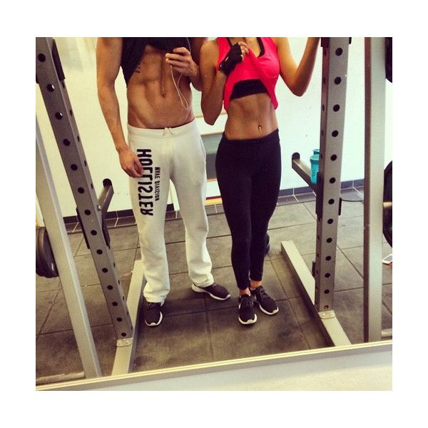 New York's Finest ❤ liked on Polyvore featuring couples, pictures, instagram, pics and fitness