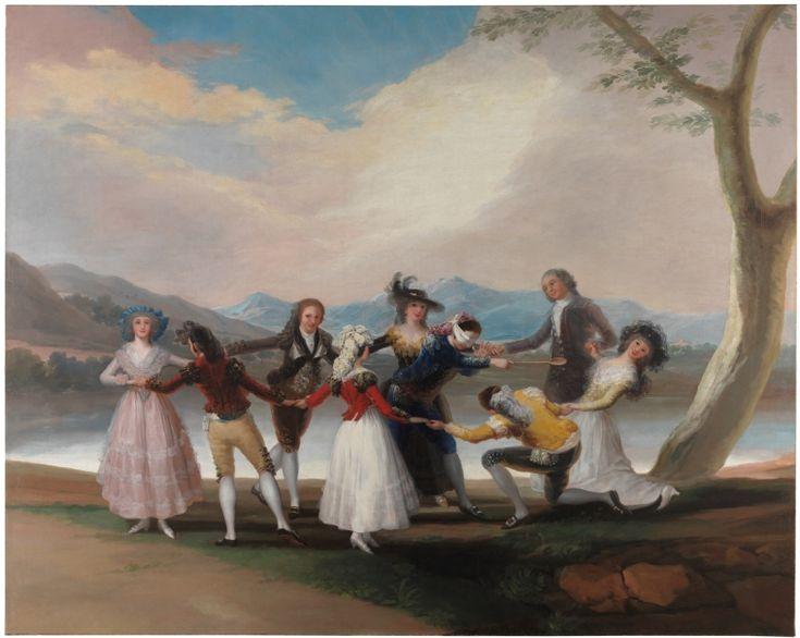 La gallina ciega - Colección - Museo Nacional del Prado