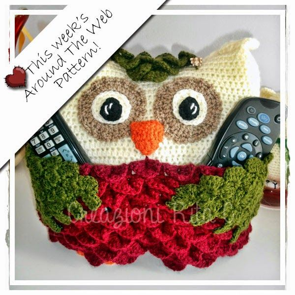 Creative Crochet Workshop: Around The Web Pattern Feature #8 ~ Inspiration