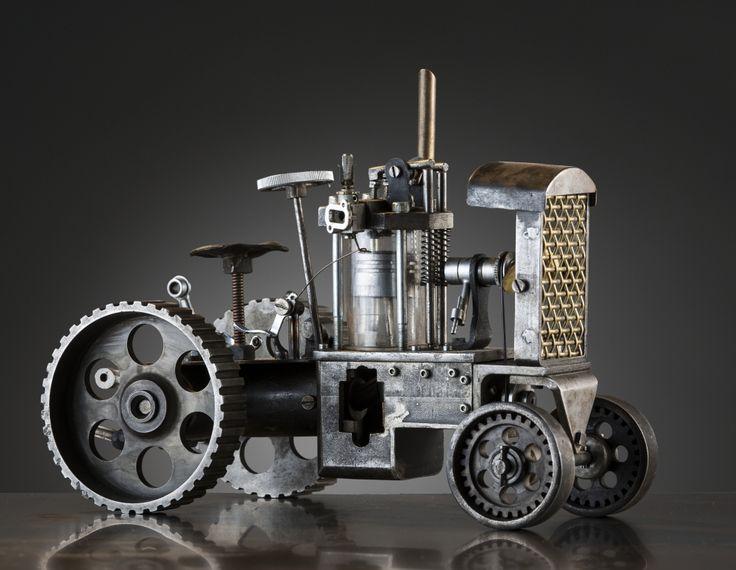 SUPŠ A VOŠ Turnov > Umělecké kovářství a zámečnictví, design kovaných předmětů > Artistic blacksmithing and locksmithing, design forged items