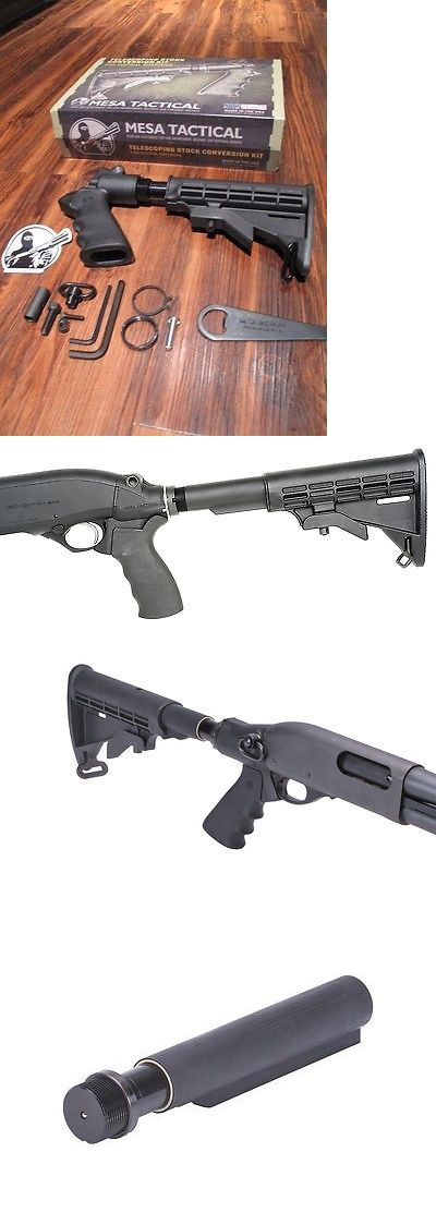 Other Hunting 383: Mesa Tactical Stock Hydraulic Recoil Reduction Mossberg 500 Pistol Grip 6 Pos BUY IT NOW ONLY: $253.0