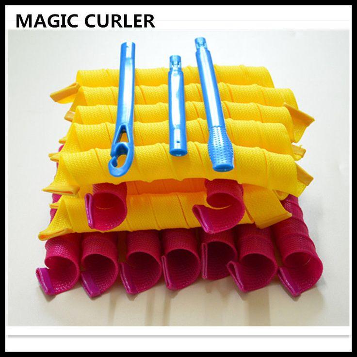 18Pcs 25'' Long Hair Curlers For Long Hair No Heat Cheap Hot Tools