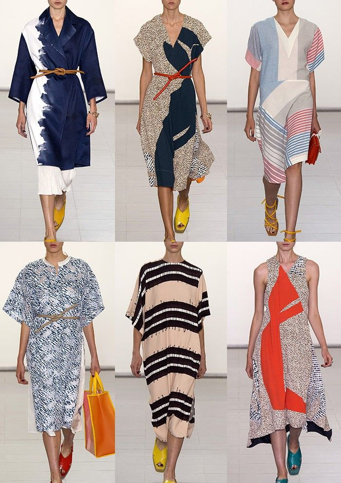 London Fashion Week Womenswear Print Highlights Part 2 – Spring/Summer 2016