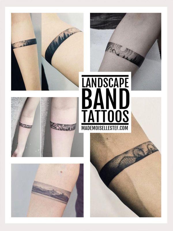 11++ Tatouage bracelet homme montagne ideas