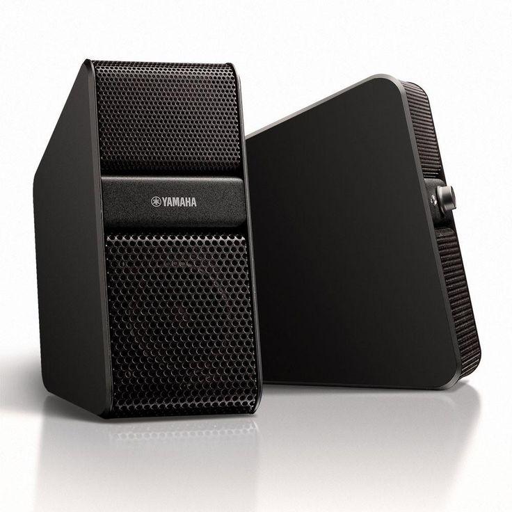 Yamaha NX-50 Powered premium computer speakers (pair)