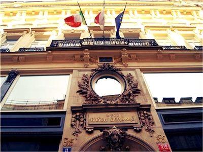 dům U Tří bílých beránků 28. října 11 Praha 1