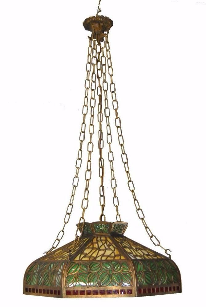 73 Best Metal Overlay Lamps Slag Glass Lamps Images On
