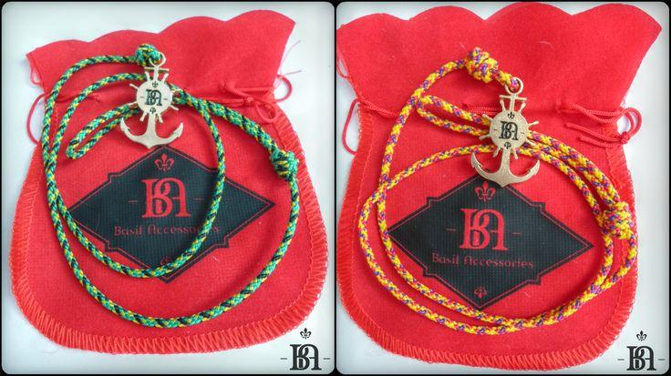 Basil Accessories bracelet bag!