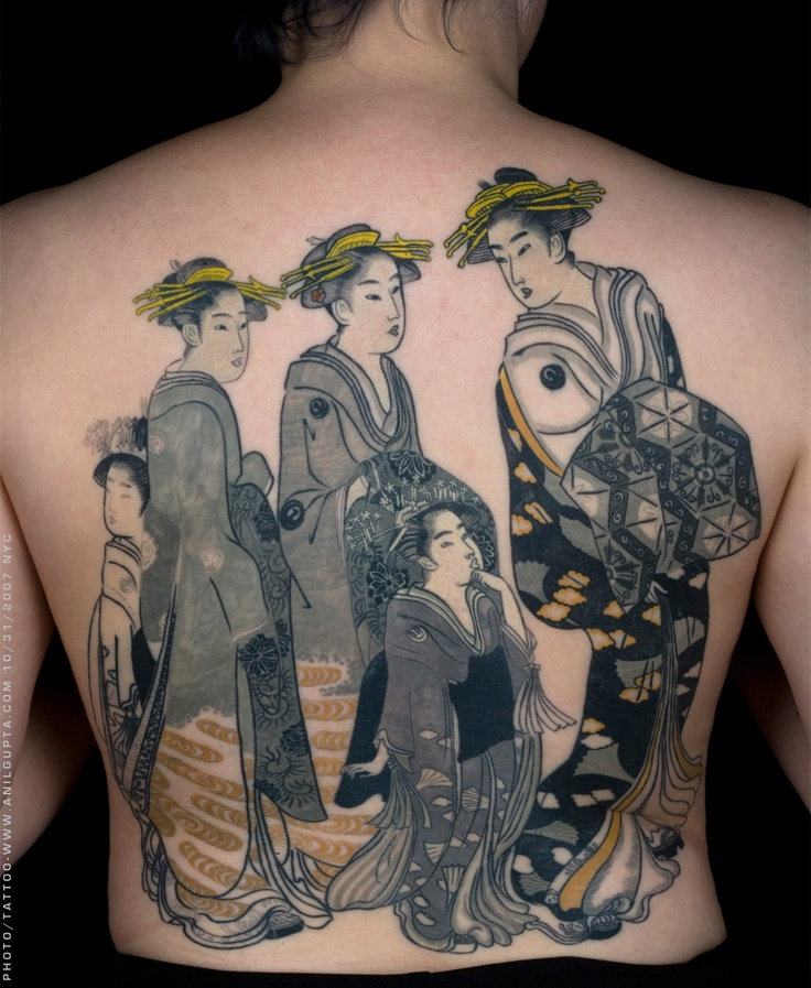 49 Best Ink Me Images On Pinterest: 100 Best Images About Geisha Tattoos On Pinterest