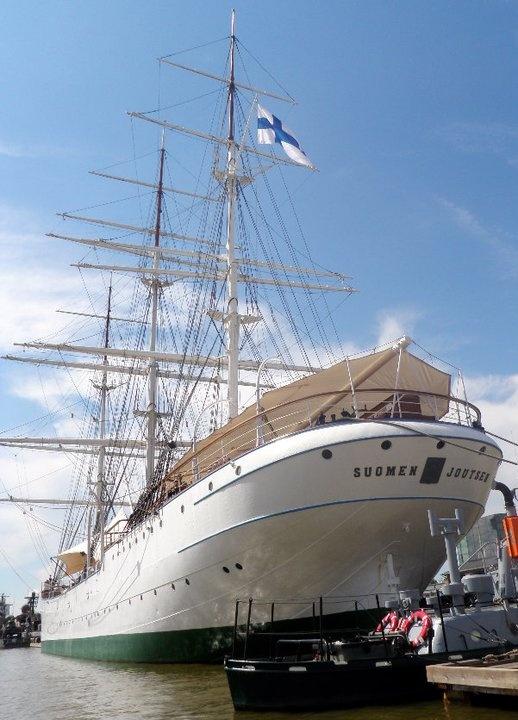Suomen Joutsen, Turku.