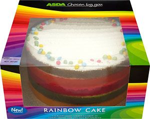 Cake Decorations In Asda : 25+ best ideas about Asda birthday cakes on Pinterest ...