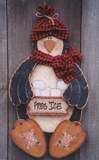 Decorative Woodcraft & Tole Painting Pattern Packets by Heidi Markish Designs